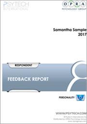 15FQ Feedback Report Sample thumb