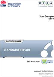 360Degree Capapility Survey Sample Report