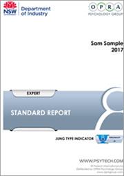 JTI Sample Report thumb