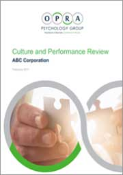 Organisational Capability and Staff Engagement Survey Report