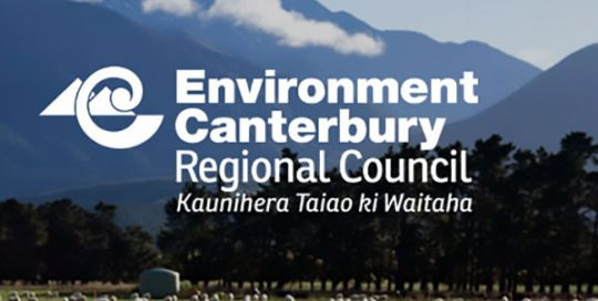 Environment Canterbury Regional Council