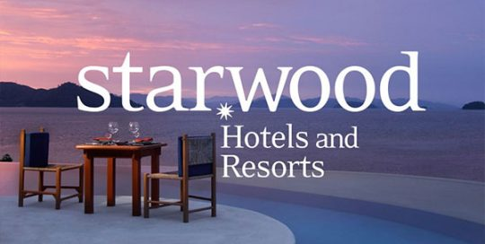 Case Study, Starwood Hotels