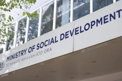 Case Study, Ministry of Social Development