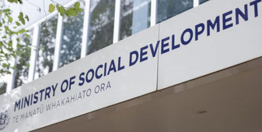 Case Study, Ministry of Social Development