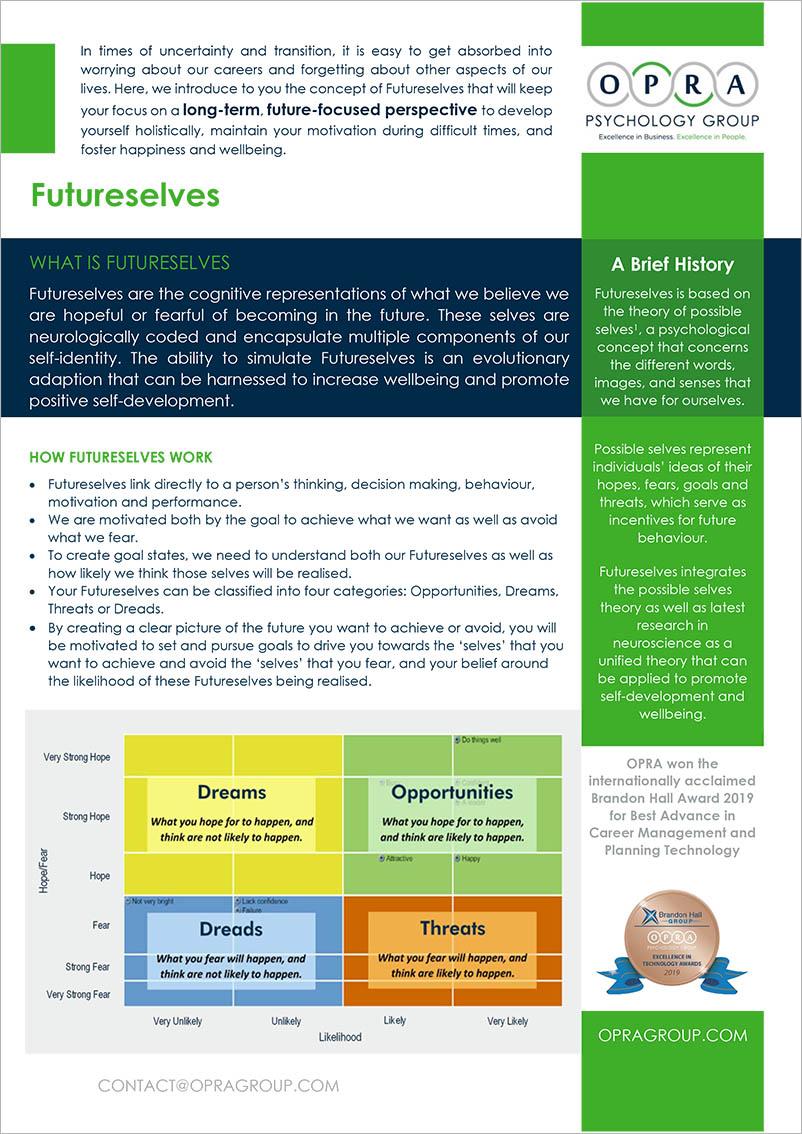 OPRA Futureselves